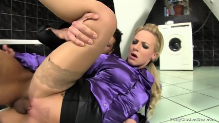 Cum On Her Clothes After Hardcore Sex - scene 8