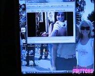 Melissa Matters Candid Video - scene 12