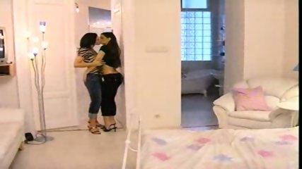 Hot Lesbians Kissing - scene 5
