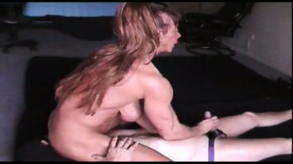 Muscle domination - scene 5