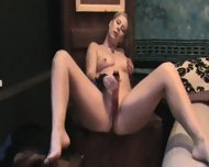 antonia flogger and squirt! - scene 8