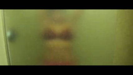 Strip Tease In Hot Wet Steamy Shower - scene 7