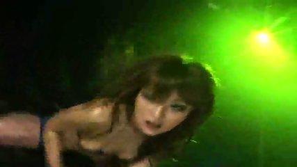 Aya Fukunaga - Micro Bikini Oily Dance - scene 6
