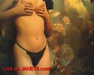 Amateur webcam - scene 1