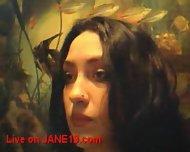 Amateur webcam - scene 8