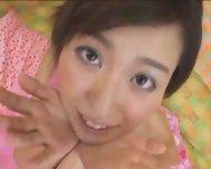 Rino Kamiya bukkake - scene 5