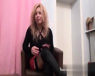 Lola Milf Son Casting - Waiting At Milf-meet