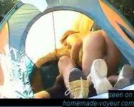 Sex in a tent! - scene 1