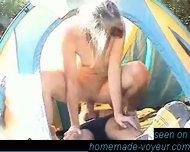 Sex in a tent! - scene 9