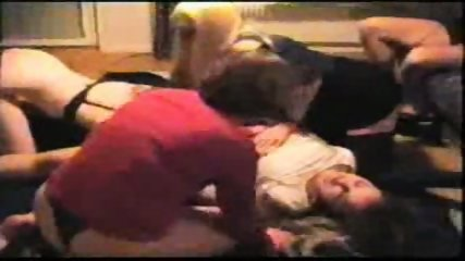 Hot Swedish amateur orgy part1 - scene 6