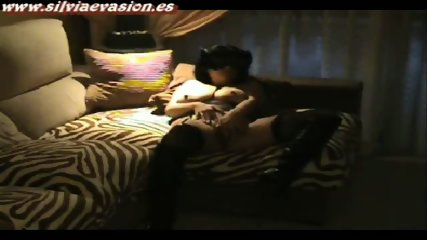 SilviaEvasion esperando a su amante - scene 10
