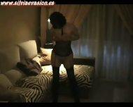 SilviaEvasion esperando a su amante - scene 5