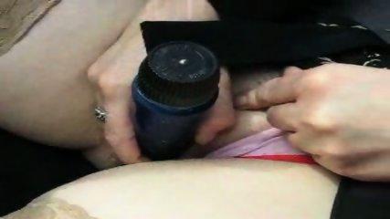 car, stockings, vibrator - scene 10