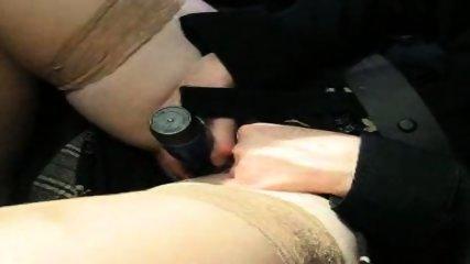 car, stockings, vibrator - scene 6