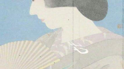 Ymmi a dutch/japanese real geisha Part 1 - scene 1