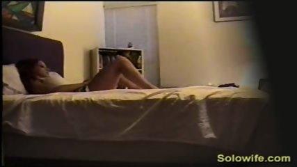 Hidden camera toy fucking - scene 2