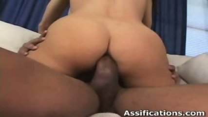 Horny chick gets screwed hard in her tight ass - scene 8