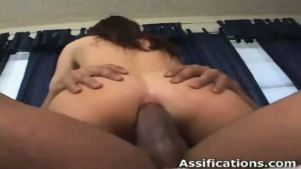 Horny chick gets screwed hard in her tight ass - scene 10
