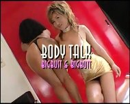 MARINA MATSUSHIMA & MIKA 'BODY TALK' Part 1 - scene 1