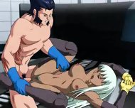 X-Men Threesome - scene 6