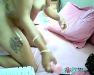 Latin Chick Playing With Herself - scene 5