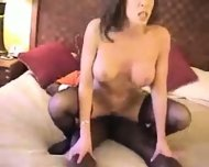 HORNY chick fucked by a black dude (2/2) - scene 8