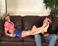 Foot sucking part1 - scene 1