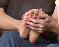 Foot sucking part1 - scene 9