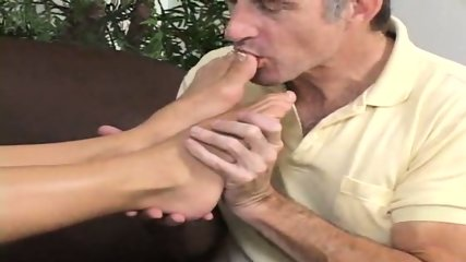 Foot sucking part1 - scene 10