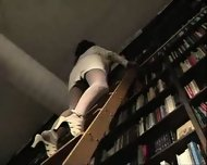 Vanessa - One night at the bookstore part1 - scene 3