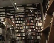 Vanessa - One night at the bookstore part1 - scene 4