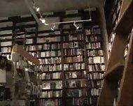 Vanessa - One night at the bookstore part1 - scene 4