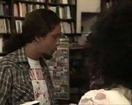 Vanessa - One night at the bookstore part1 - scene 6