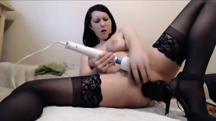 Milf Squirting From Double Penetration - scene 8
