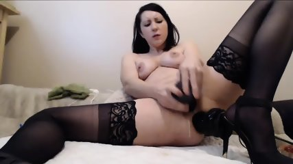 Milf Squirting From Double Penetration - scene 1