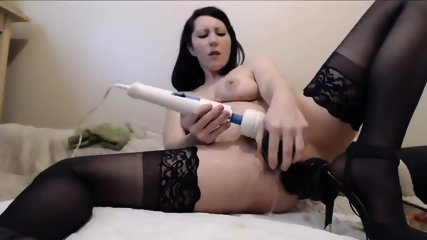 Milf Squirting From Double Penetration - scene 4