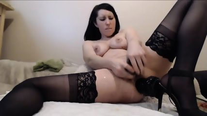 Milf Squirting From Double Penetration - scene 7