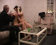 Russian Party - scene 3