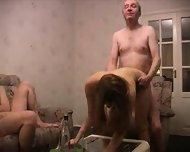 Russian Party - scene 4