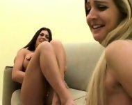 Amazing lesbian porn sex shoot pt4 - scene 10