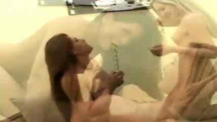 Amazing lesbian porn sex shoot pt5 - scene 12