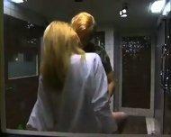 Big Brother Sweden - Henrik and Rebekah - scene 1