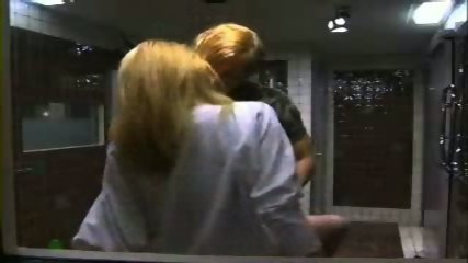 Big Brother Sweden - Henrik and Rebekah - scene 1