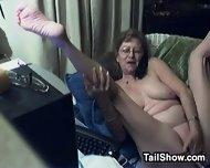 Horny Grandmother Chats - scene 11