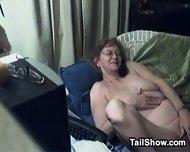 Horny Grandmother Chats - scene 12