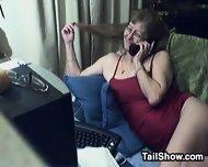 Horny Grandmother Chats - scene 2