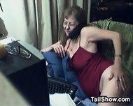 Horny Grandmother Chats - scene 3