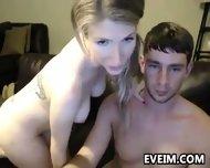Cute Couple Having Sex - scene 1