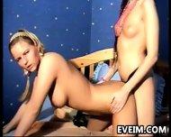 Horny Lesbians Having Fun - scene 12