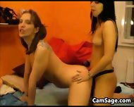 Two Dirty Lesbians Playing - scene 9